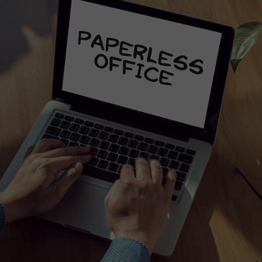 Going-paperless