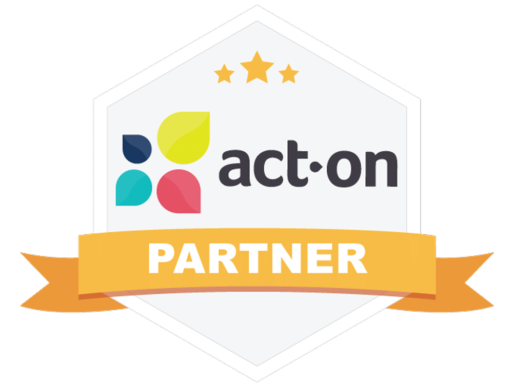 Act-On Partner Badge